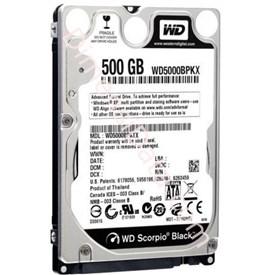 Jual Hard Disk Western Digital Scorpio Black [WD5000BPKX]